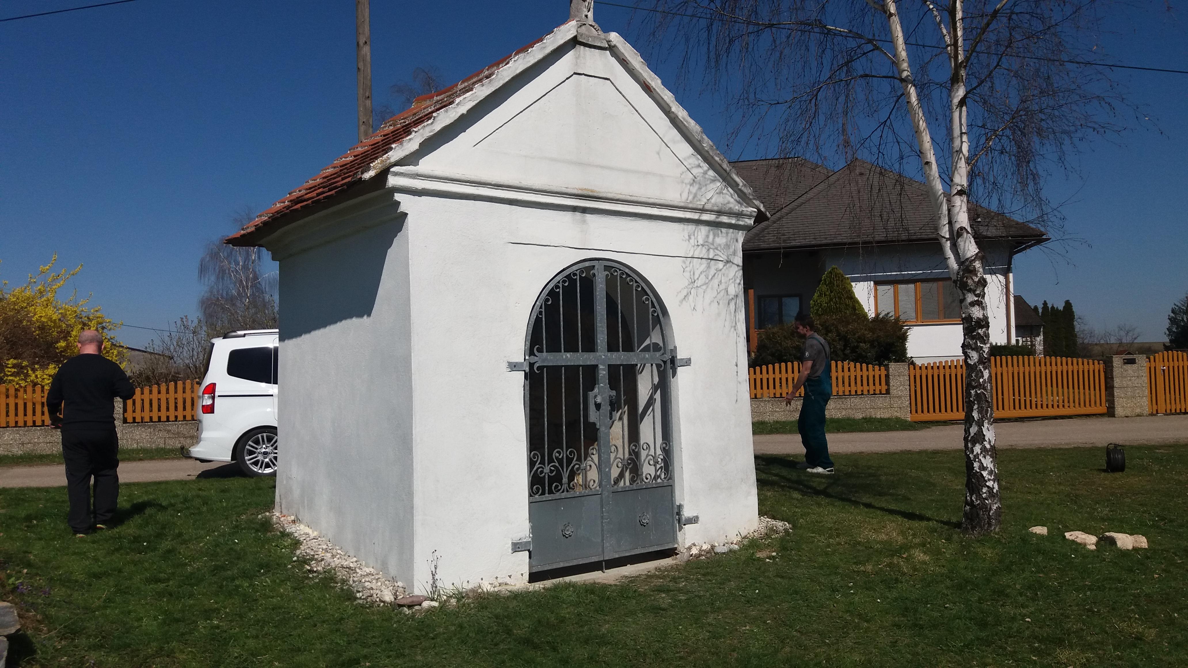 Großnondorf – Renovierung Kapelle