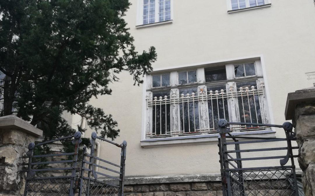 Wien – Gregor MendelStrasse