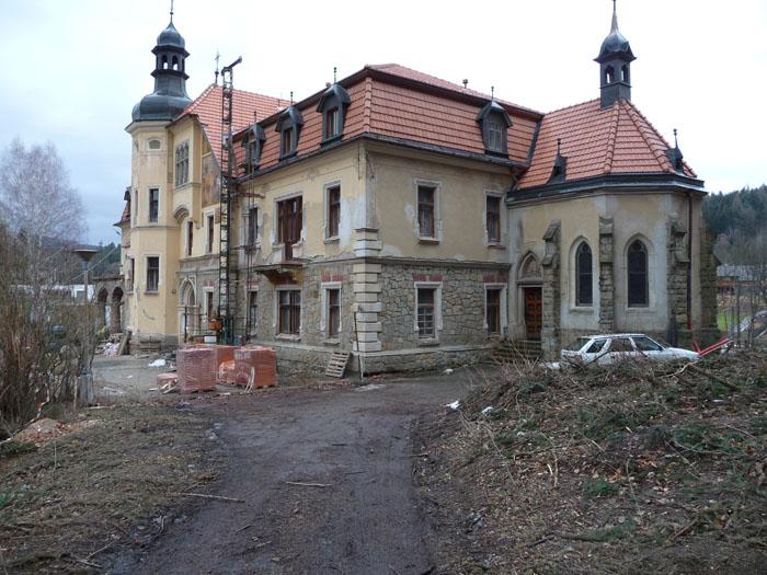 Augustiánský dům, Luhačovice