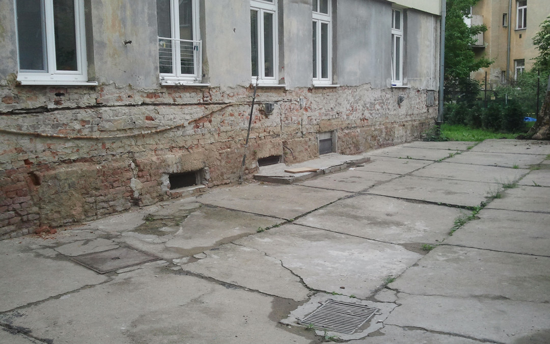 Rekonstrukce bytového domu v Brně