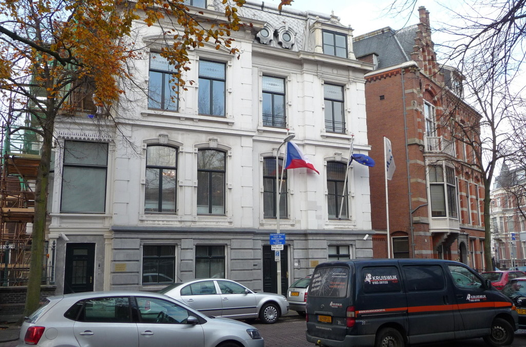 Haag – Botschaft der Tschechischen Republik