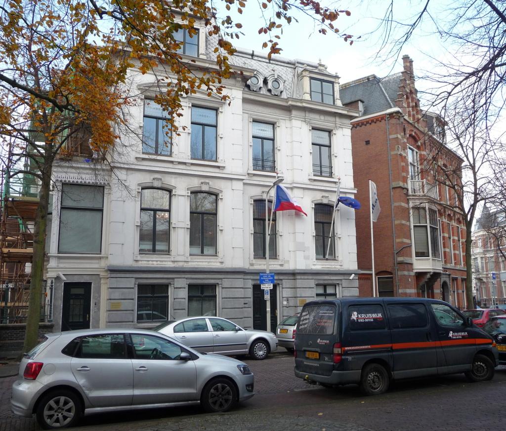Zastupitelství Den-Haag (Nizozemí)